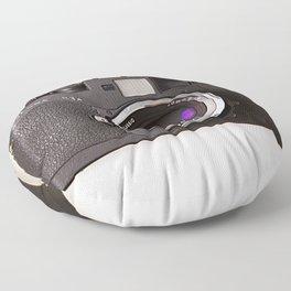 Voigtlander Bessa R3A Floor Pillow