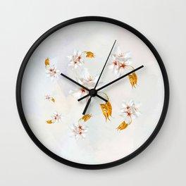 Sakura - Japanese cherry blossom Wall Clock
