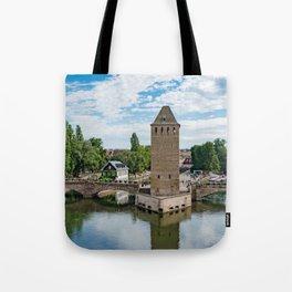 Strassbourg Tote Bag