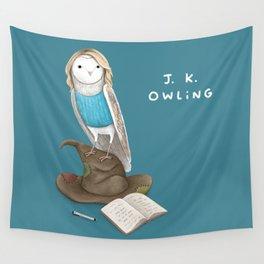 J. K. Owling Wall Tapestry