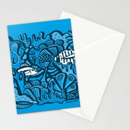 Encounter / Encuentros Stationery Cards