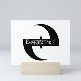 EVANESCENCE LOGO Mini Art Print