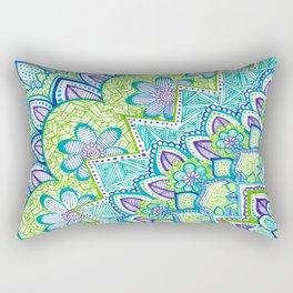 Sharpie Doodle 2 Rectangular Pillow