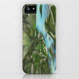 The Scottish Highlands iPhone Case