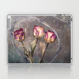 Trapped Roses Laptop & iPad Skin