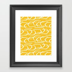 Going Places | Sunkissed Framed Art Print