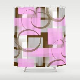 Inspiring Cherry Chocolates Shower Curtain