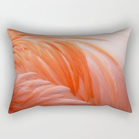 FLAMINGO FLAME Rectangular Pillow