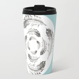 Feather Whirlpool Travel Mug