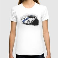 ford T-shirts featuring Ford GT by an.artwrok