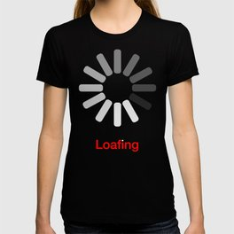 loafing T-shirt