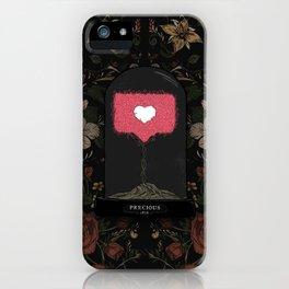 Precious II - 1876 iPhone Case