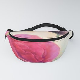 Vintage poppies 14 Fanny Pack