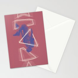 The Pyrotechnician Zacarias (based on the story of Murilo Rubião) Stationery Cards