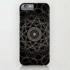 mandala - floral 2 Slim Case iPhone 6s