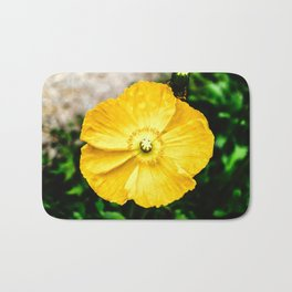 Flower Photography by RedTiger_K Bath Mat