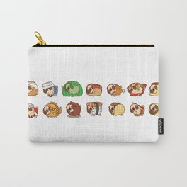 Puglie Food Collection 1 Carry-All Pouch