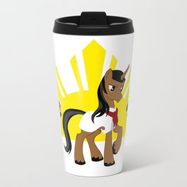 Andres Ponyfacio Travel Mug