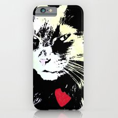 Key lime kitty Slim Case iPhone 6s