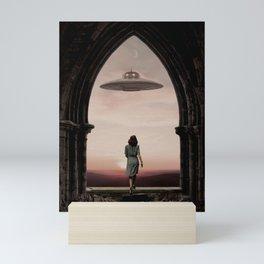 Just take me away Mini Art Print