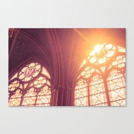 Light of Heaven Canvas Print