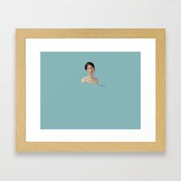 Veronica Framed Art Print