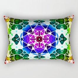 Kaleidoscop Rectangular Pillow
