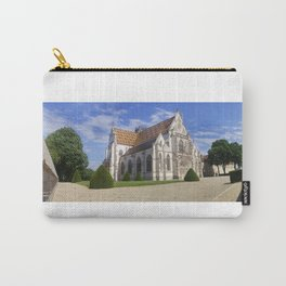 The Royal Monastery of Brou (France) Carry-All Pouch