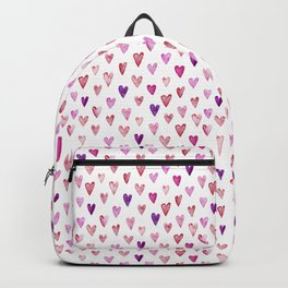 Color Heart Backpack