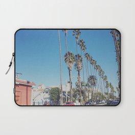 Beach streets Laptop Sleeve