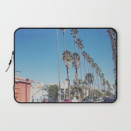 Beach streets Laptop Sleeve