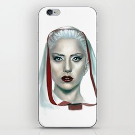 Don't call my name, Alejandro iPhone Skin