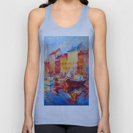 Sunny day # 2 Unisex Tank Top