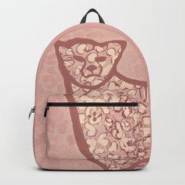 Family Cheetahs Backpack