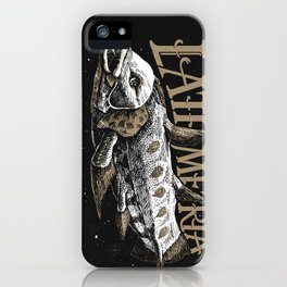 Latimeria Fish iPhone Case