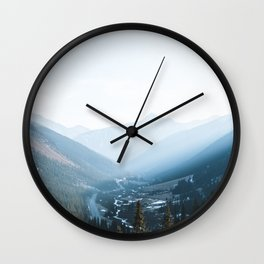 Million Dollar Highway Wall Clock