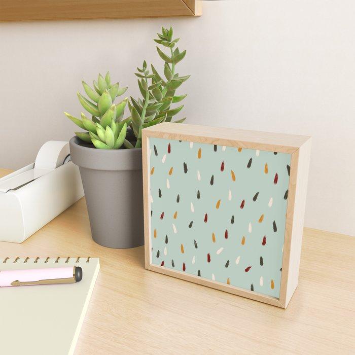 Inkanyamba Framed Mini Art Print
