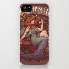 BOHEMIA iPhone (5, 5s) Slim Case