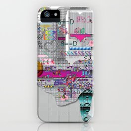 internetted2 iPhone Case