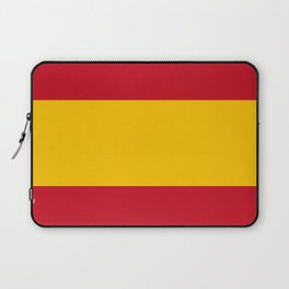 Spain Flag Laptop Sleeve