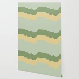 Clouds Autumn Pantone Tones Wallpaper