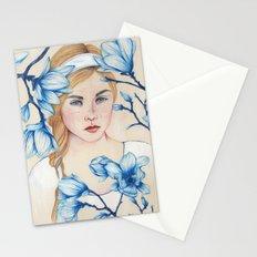Porcelain Doll Stationery Cards