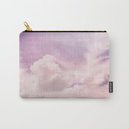 Lavender Sky Carry-All Pouch