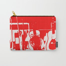 Sun Studio Guitars, Red Carry-All Pouch