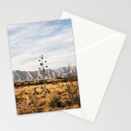 Guadalupe Mountains Scene Stationery Cards