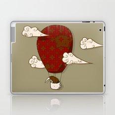 The Kiwi Learns to Fly Laptop & iPad Skin