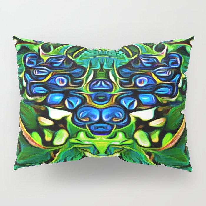 Lantana Berry Elementals Pillow Sham