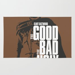 The Good The Bad And The Ugly Rug