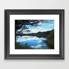 Lough Eske Framed Art Print