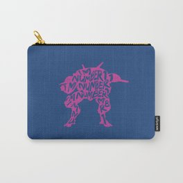 Dva type illustration Carry-All Pouch